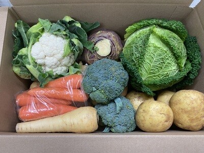 Vegetable Box - Winter