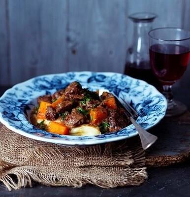 Beef & Butternut Squash Stew