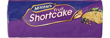 McVitite's Fruit Shortcake Biscuits - 200g