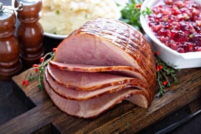 Half Smoked Ham
