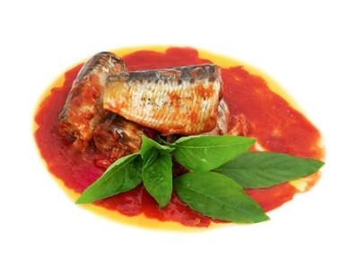 Glenryck Pilchards in Tomato Sauce - 155g