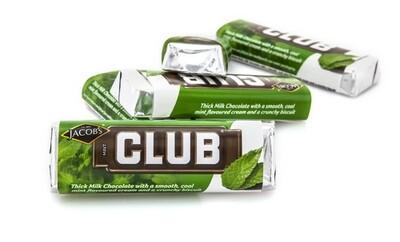 McVitie's Mint Club Biscuits - 132g