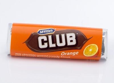 McVitie's Orange Club Biscuits - 132g