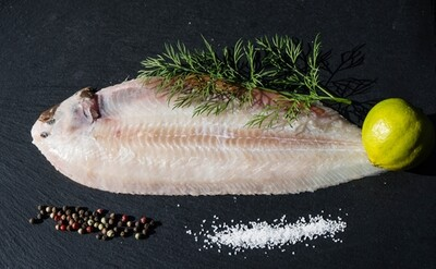 Dover Sole - approx 400g