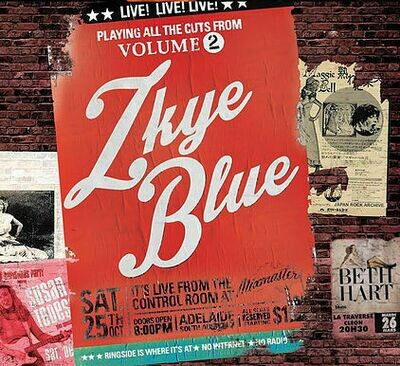 Zkye Blue Live @ Mixmasters - Volume I & II