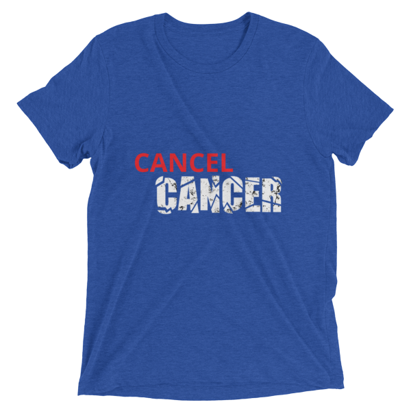 UNISEX Cancel Cancer T-shirt