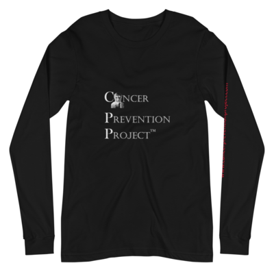 UNISEX Cancer Prevention Project Long Sleeve Tee