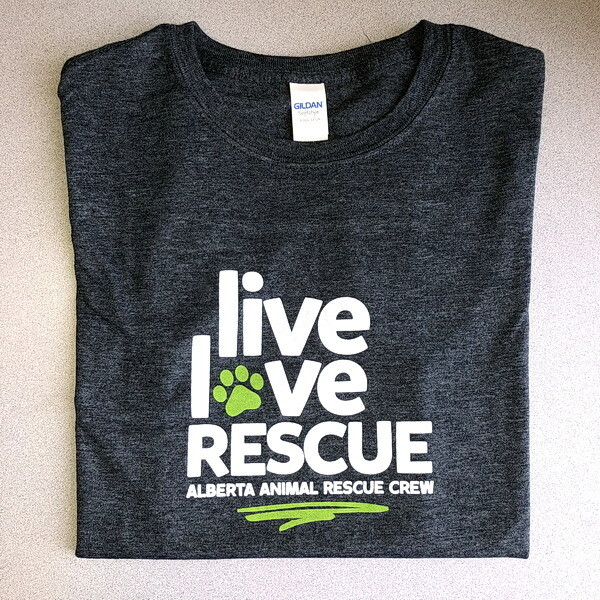 Clothing - T-Shirt - Live Love Rescue