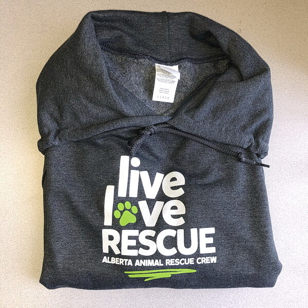 Clothing - Hoodie - Live Love Rescue