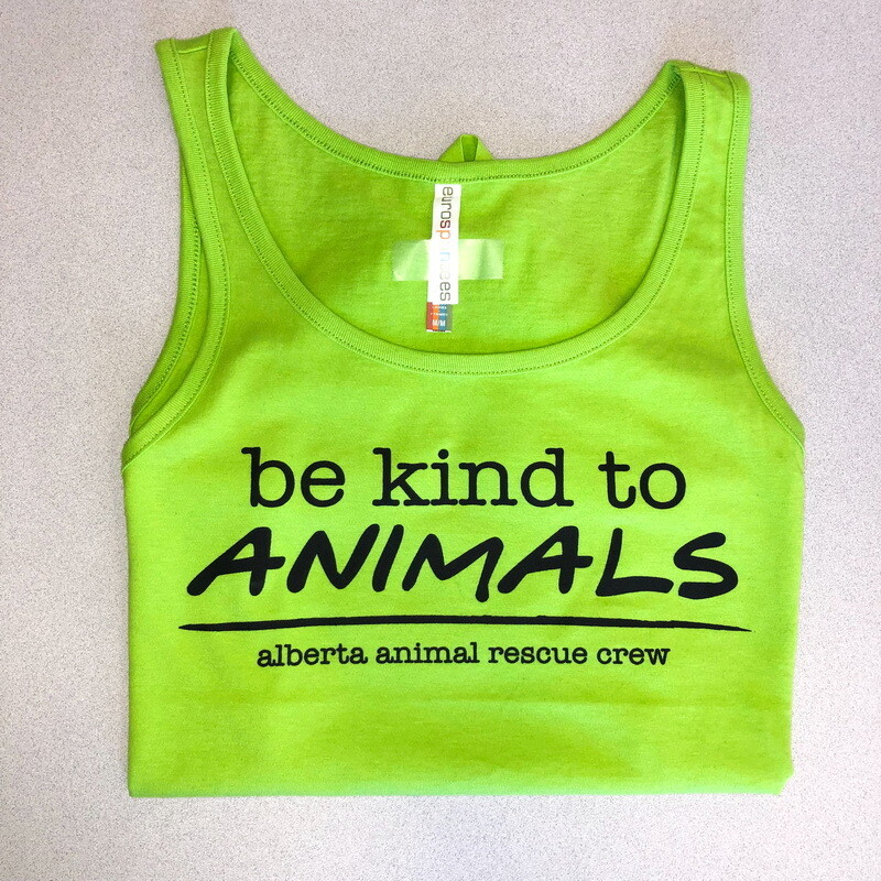 Clothing - Tank Top - Be Kind to Animals