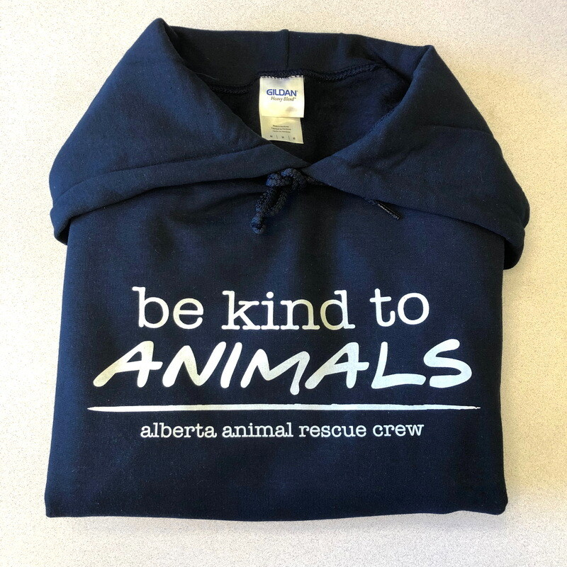 Clothing - Hoodie - Be Kind to Animals