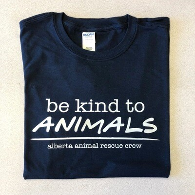 Clothing - T-Shirt - Be Kind to Animals