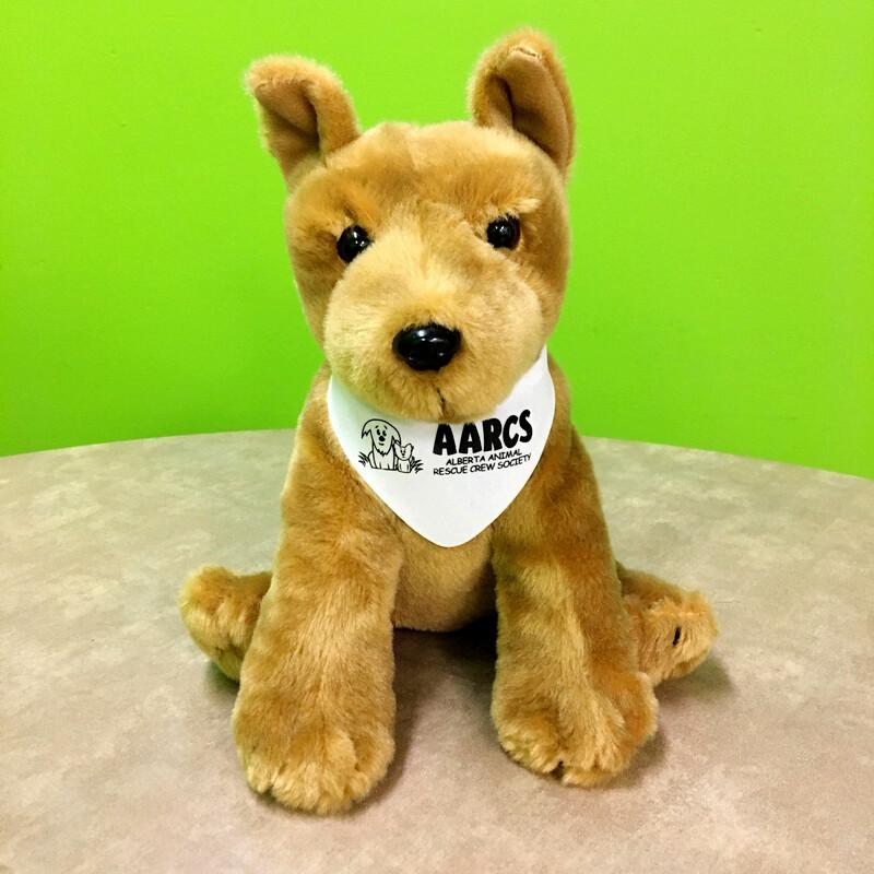 Adopt a Plush Dog - AARCS