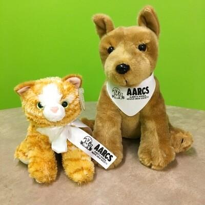 Adopt a Plush Pet - AARCS