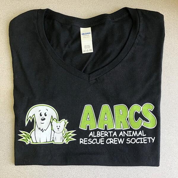 Clothing - T-Shirt - V-Neck - AARCS