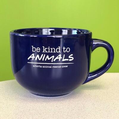 Mug 15oz - Be Kind to Animals