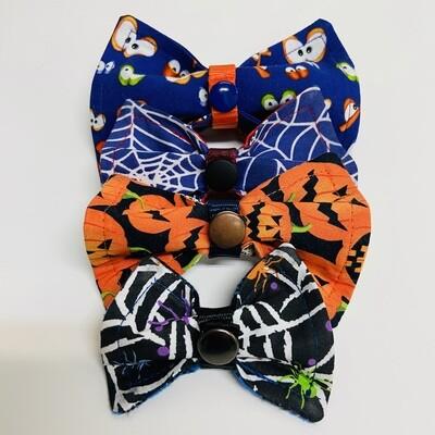 Accessories - Howl'oween Collar Bowties & Neckties - Handmade