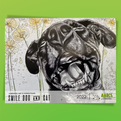 2022 Smile Dog and Cat Rescue Calendar