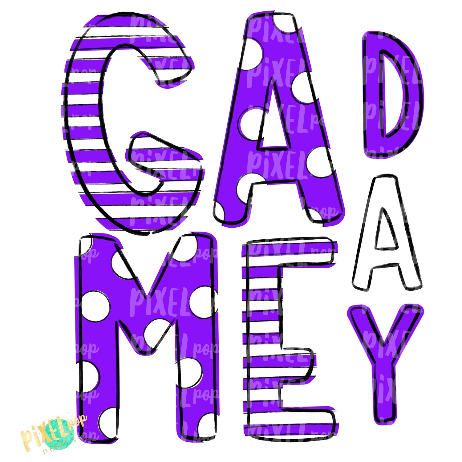 Game Day Purple White PNG   Spirit Sublimation Design   School Spirit   Game Day Design   School Clip Art   Sports Design