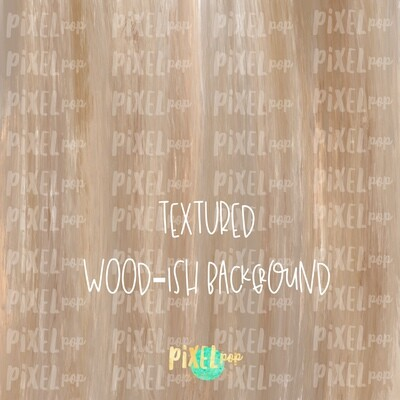 Natural Wood-ish Background Digital Paper PNG | Hand Painted Art | Sublimation PNG | Digital Download | Digital Scrapbooking Paper