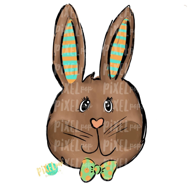 Whimsy Bunny Boy PNG | Easter Bunny | Easter Rabbit | Sublimation Art | Heat Transfer PNG | Digital Download | Printable Artwork | Clip Art