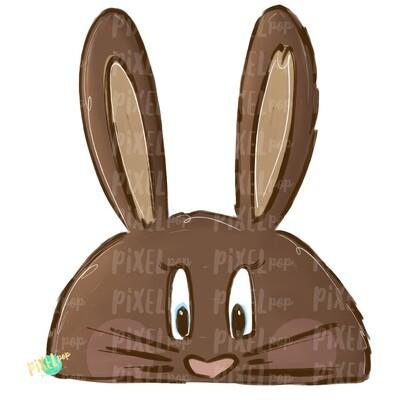 Easter Bunny Boy Digital PNG | Easter Art | Easter Digital | Bunny | Rabbit | Rabbit Digital Design | Bunny Face | Rabbit Sublimation
