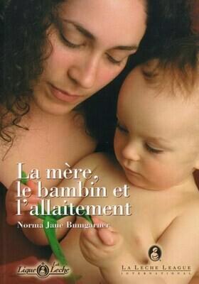La mère, le bambin et l'allaitement