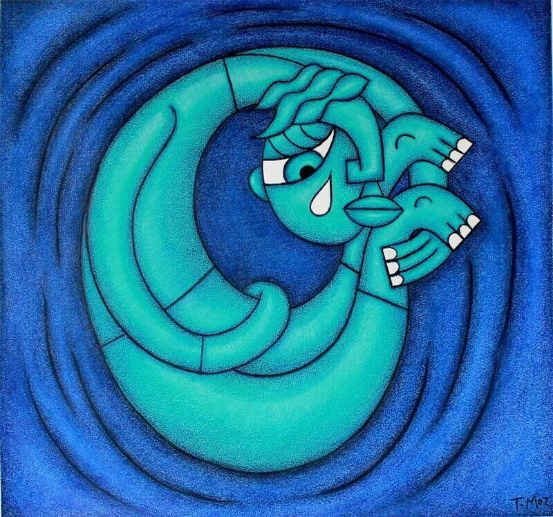Into The Blue (Original)