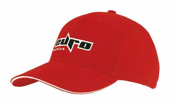 "Baseball-Cap ""CLASSIC"" | 18 Farben | inklusive Logo-Stickerei - ab 144 Stück!"