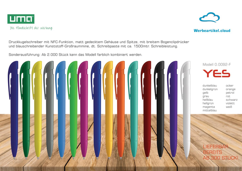 NFC-Kugelschreiber | UMA TRINITY
