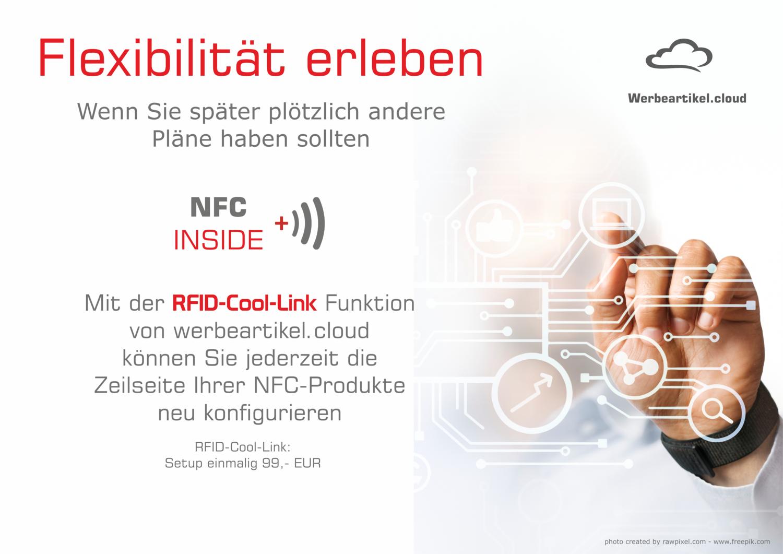 RFID-COOL LINK-Funktion