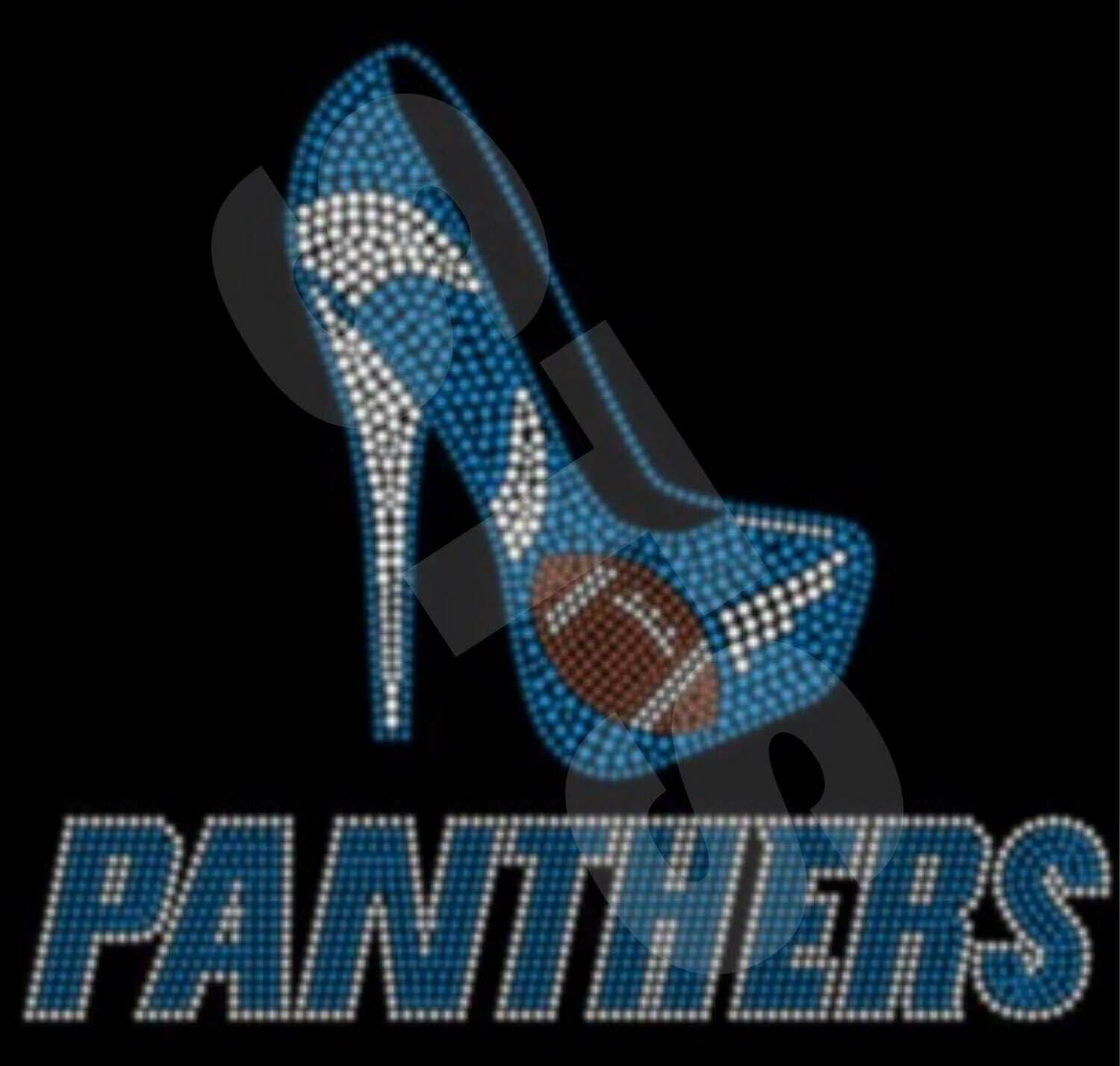Bling Panthers Shirt
