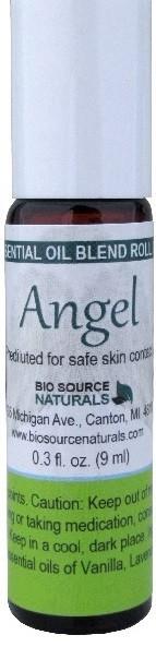 Angel, 0.3 fl oz (9 ml) Roll On Essential Oil Blend