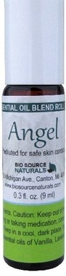 Angel Essential Oil Blend - 0.3 fl oz (9 ml) Roll On​