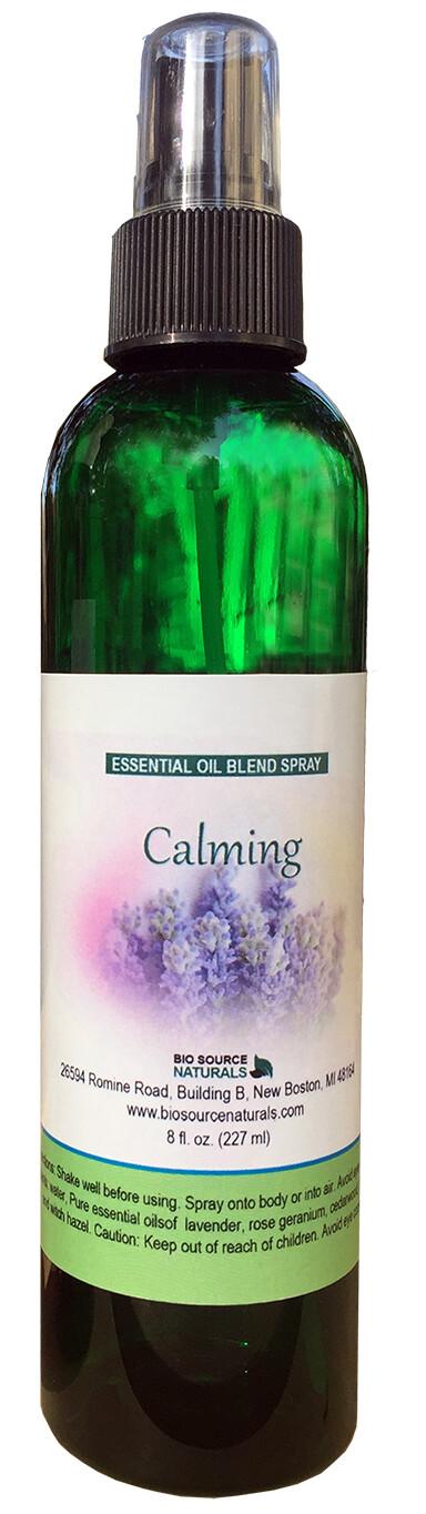 Calming Essential Oil Blend  Spray - 8 fl oz (227 ml)
