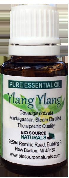 Ylang Ylang, Madagascar Pure Essential Oil