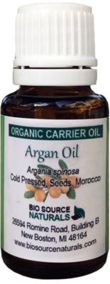Argan, Organic Carrier Oil - 1 fl oz (30 ml)