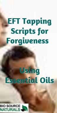 FREE EFT (Emotional Freedom Techniques) Tapping Scripts for Forgiveness  - EOTT™