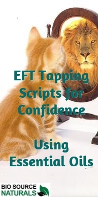 FREE EFT (Emotional Freedom Techniques) Tapping Scripts for Confidence  - EOTT™