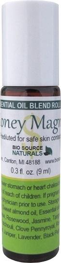 Money Magnet Essential Oil Blend - 0.3 fl oz (9 ml) Roll On