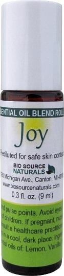 Joy Essential Oil Blend - 0.3 fl oz (9 ml) Roll On
