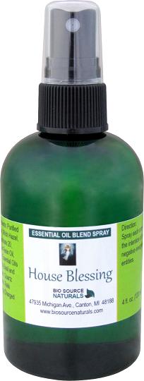 House Blessing Essential Oil Spray - 4 fl oz (120 ml)