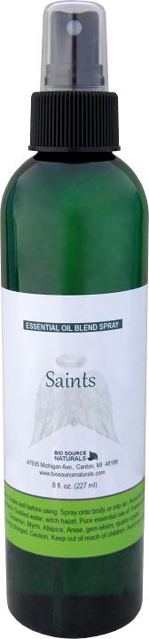 Saints Essential Oil Spray - 8 fl oz (227 ml)