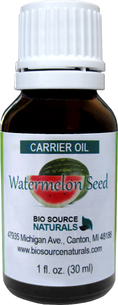 Watermelon Seed Carrier Oil - 1 fl oz (30 ml)