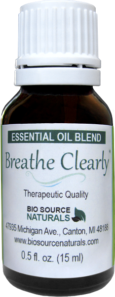 Breathe Clearly Essential Oil Blend