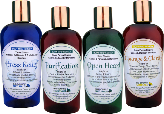 Four Body-Mind Remedy Lotions - $120 Value for $99.00