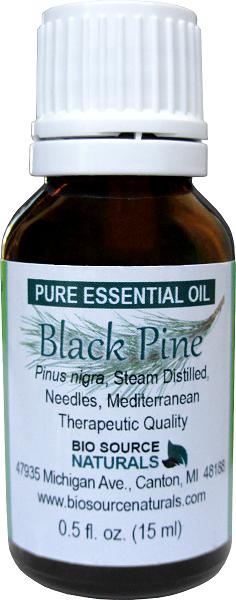 Black Pine Pure Essential Oil