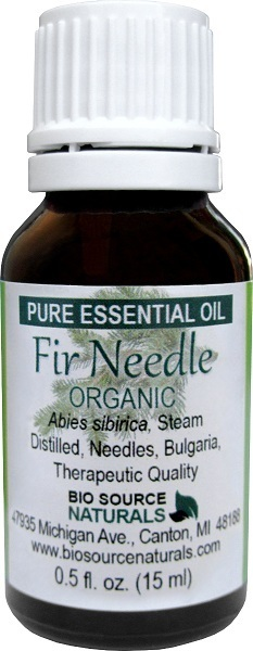 Fir Needle Pure Essential Oil Organic