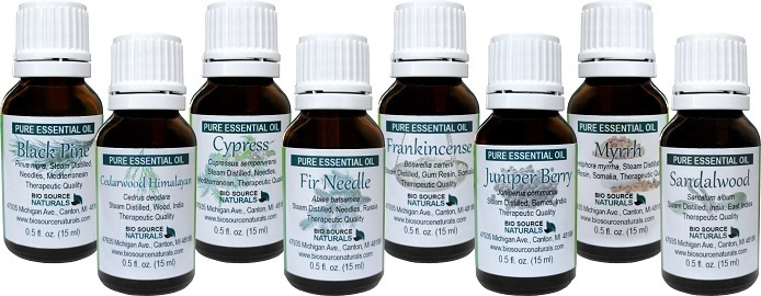 Pure Essential Oils - Spiritual Healing Oils Kit