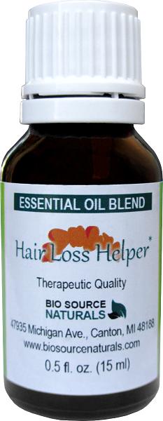 Hair Loss Helper Essential Oil Blend